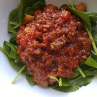 Veggie Loaded Grass-Fed Beef Marinara Sauce